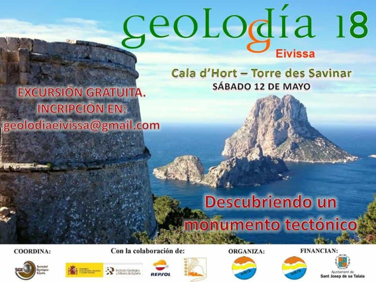 Geolodía: бесплатная экскурсия в Торре-де-Савинар