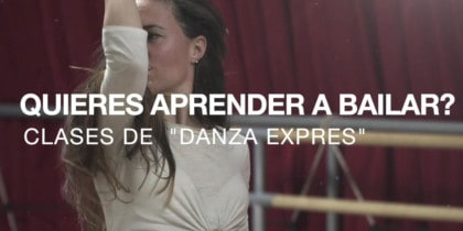Express dance classes with Gorgeous Ibiza Activities