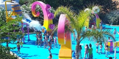 Opening de Piruleto Splash a Gran Piruleto Park Activitats