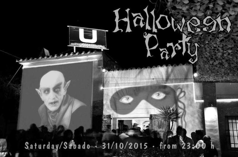 Хэллоуин в Подземной Ибице