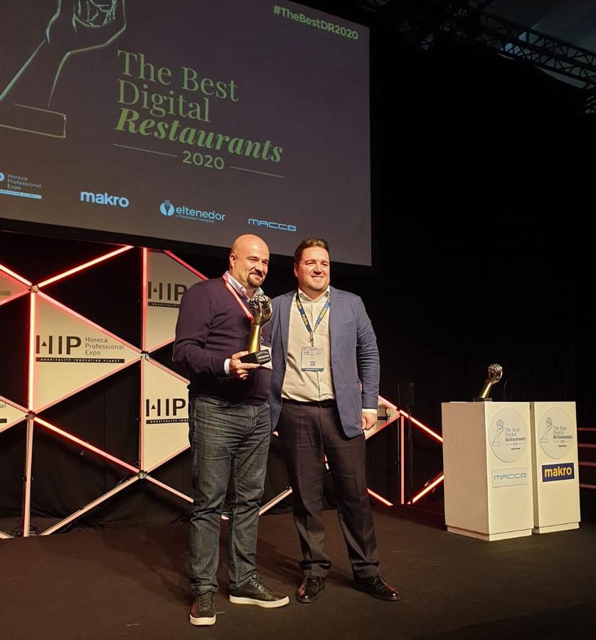 Heart Eivissa premiat amb el The Best Digital Restaurants 2020
