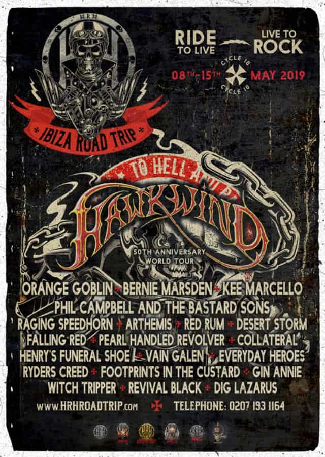 HRH Road Trip Festival
