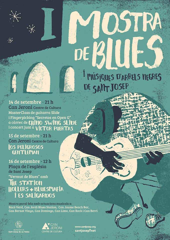 Ich probiere Blues und Black Musicians in San José