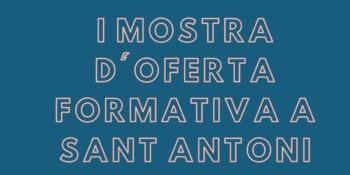i-mostra-oferta-formativa-Eivissa-sant-antonio-2021-welcometoibiza