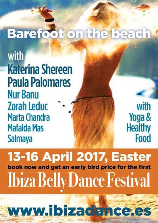 Магия и экзотика на первом Ibiza Bellydance Festival