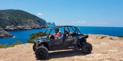 Ibiza Buggy Adventure: Découvrez Ibiza de la manière la plus amusante