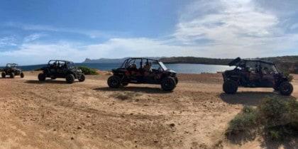 Ibiza Buggy Adventure: Entdecken Sie Ibiza auf die unterhaltsamste Art und Weise Aktivitäten
