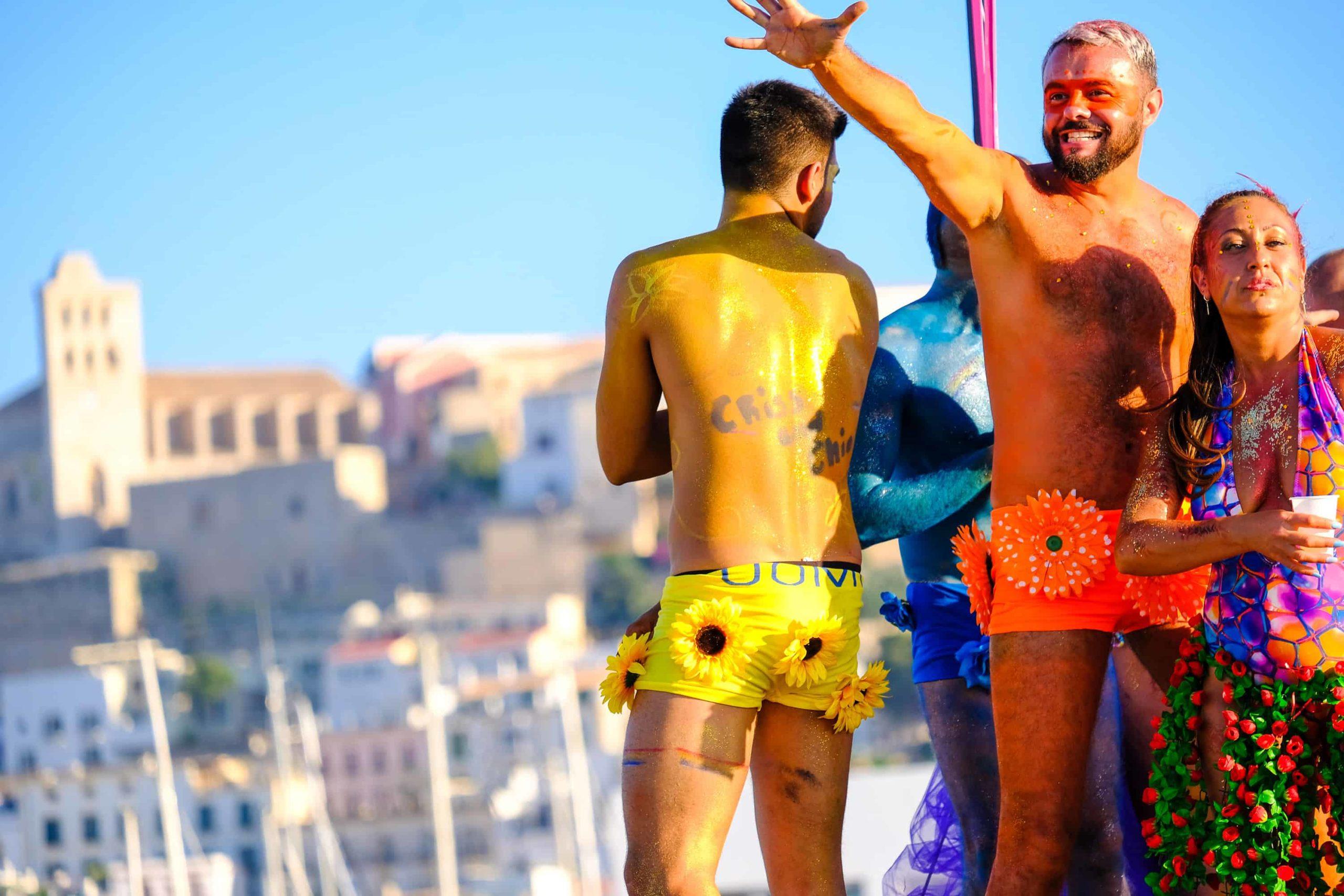 Jaarlijkse evenementenkalender in Ibiza Magazine