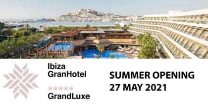 Wiedereröffnung des Ibiza Gran Hotel Lifestyle