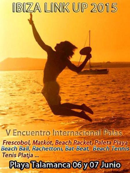 Ibiza Link Up 2015: internationale bijeenkomst van strandschoppen