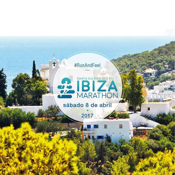 Alles klaar voor de Ibiza Marathon 2017