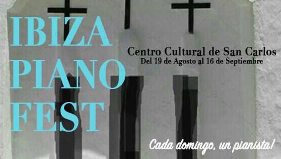 Ibiza Piano Fest в Сан-Карлосе: каждое воскресенье