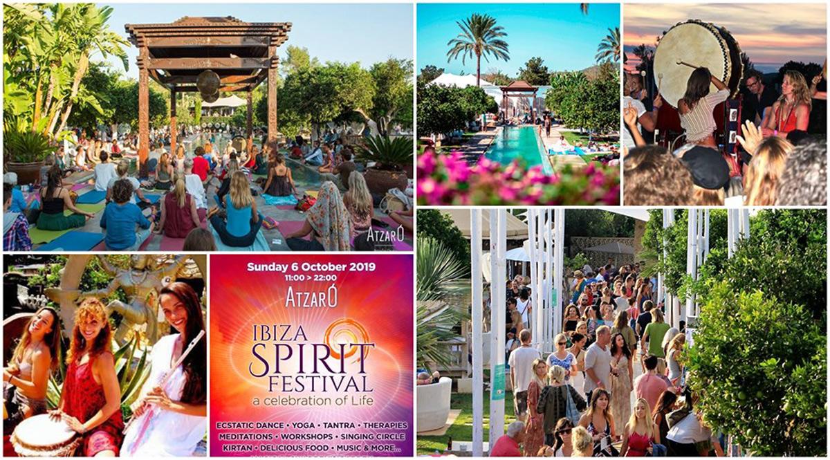 Ibiza Spirit Festival im Agroturismo Atzaró