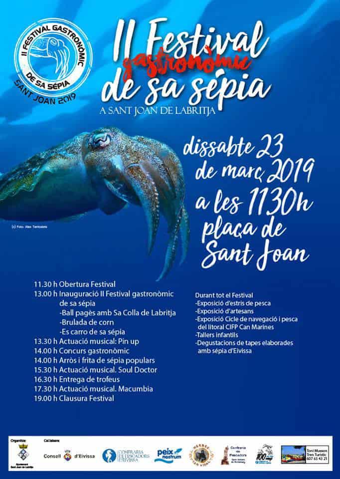 II Festival Gastronómico de la Sepia en San Juan