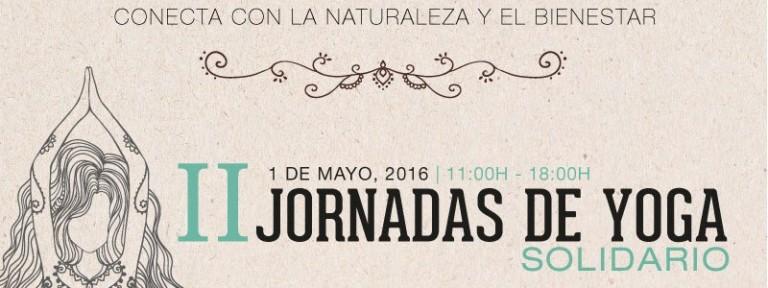 II Jornadas de Yoga Solidario en Agroturismo Sa Talaia Ibiza