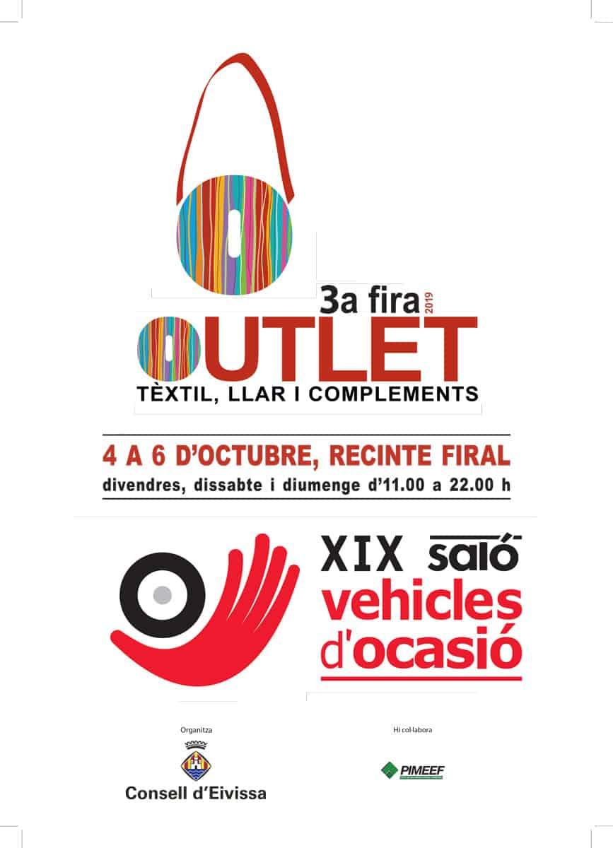 III Outlet Fair und XIX Used Vehicles Exhibition von Ibiza