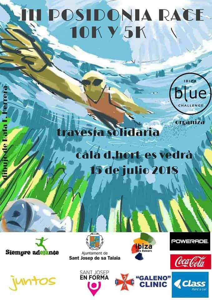 Ibiza Blue Challenge организует III гонку в Посидонии