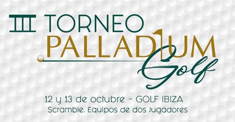 III Palladium Golf Tournament на Ибице Гольф