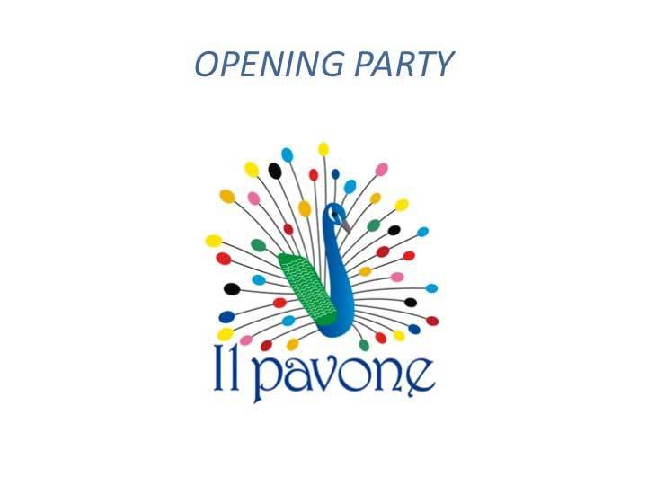 Открытие ресторана Il Pavone Ibiza
