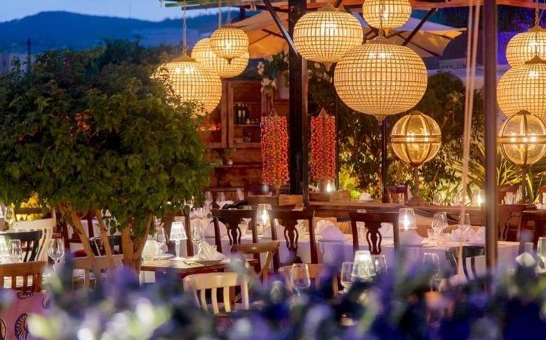 Terrassenrestaurants Ibiza