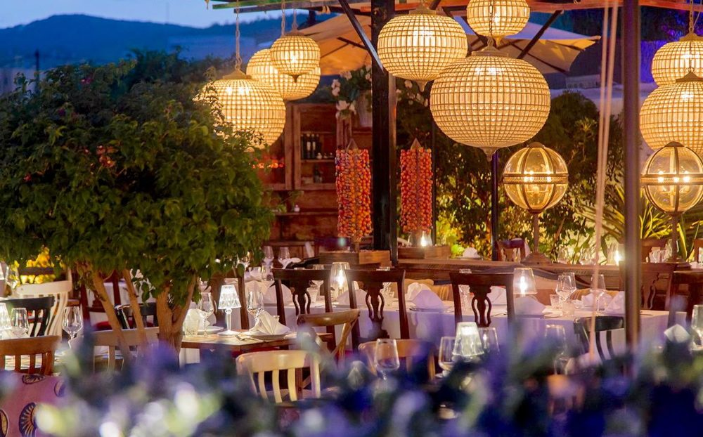 restaurantes terraza ibiza