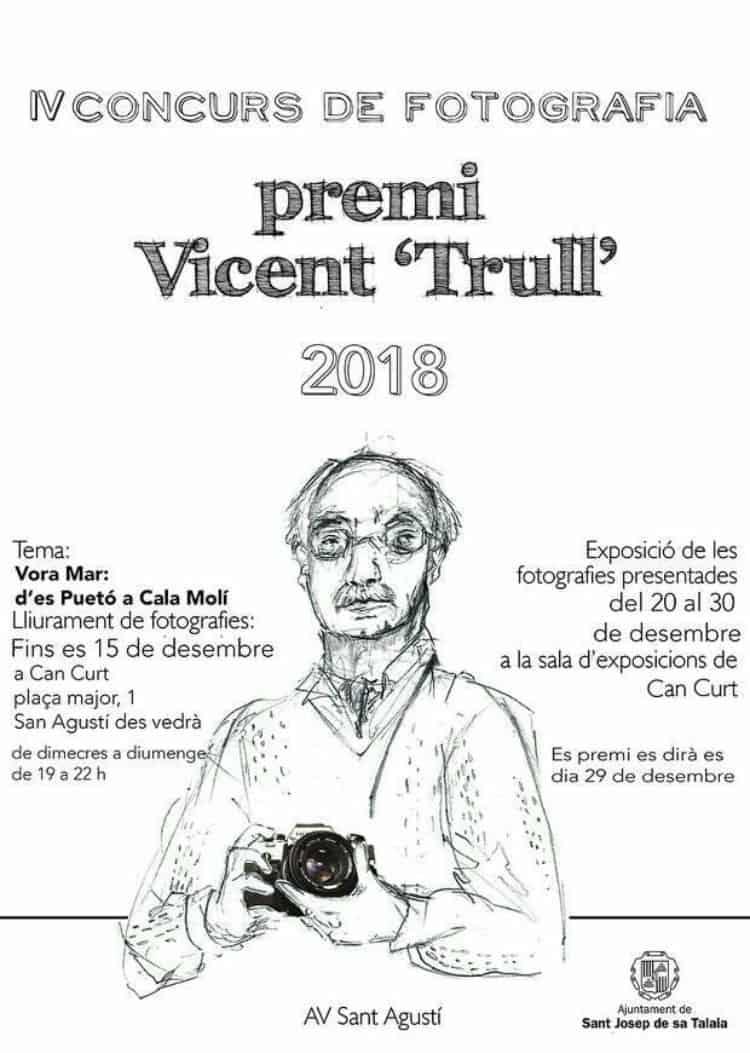 IV Edición del concurso de fotografía premio Vicent 'Trull' en Ibiza