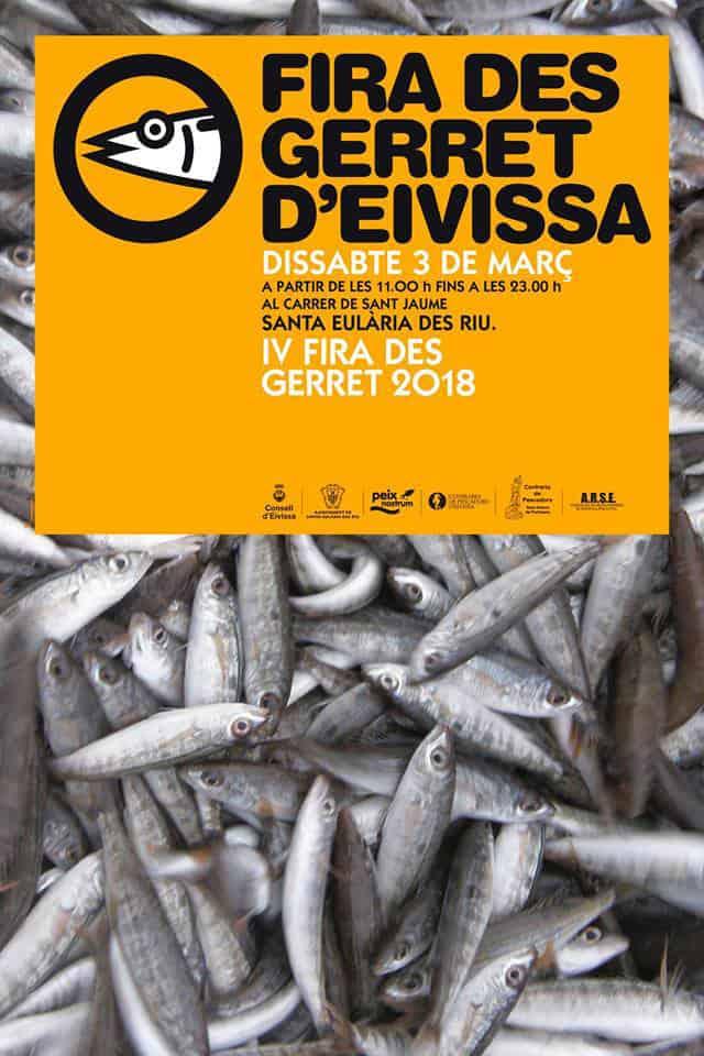 V Fira des Gerret d'Ibiza ce samedi à Santa Eulalia
