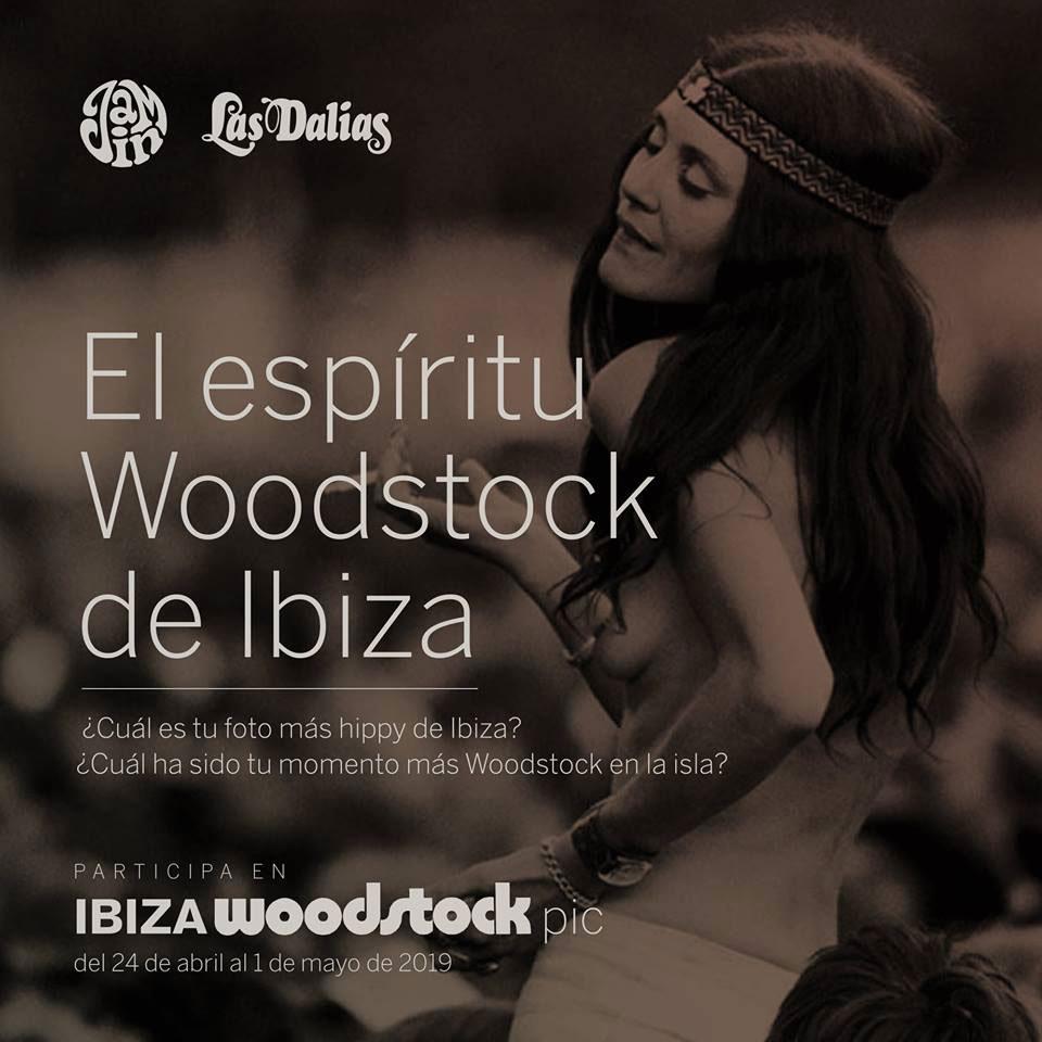 IbizaWoodstockpic: Concours de photographie à Las Dalias Ibiza