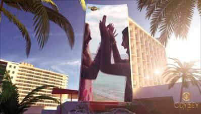 Das Hard Rock Hotel Ibiza weiht seinen riesigen LED-Bildschirm ein