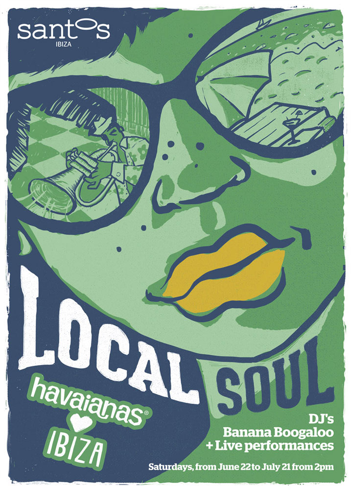 Local Soul: music and good atmosphere every Saturday in Santos Ibiza