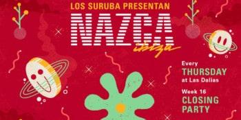 los-suruba-présent-nazca-fête-de-clôture-las-dalias-ibiza-2021-welcometoibiza