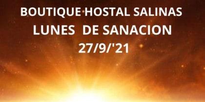 Целительный понедельник в бутик-хостеле Salinas Ibiza Ibiza Conscious Events