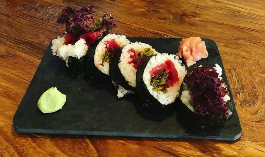 Sushi eten op Ibiza Wat voor restaurant zoek je op Ibiza?