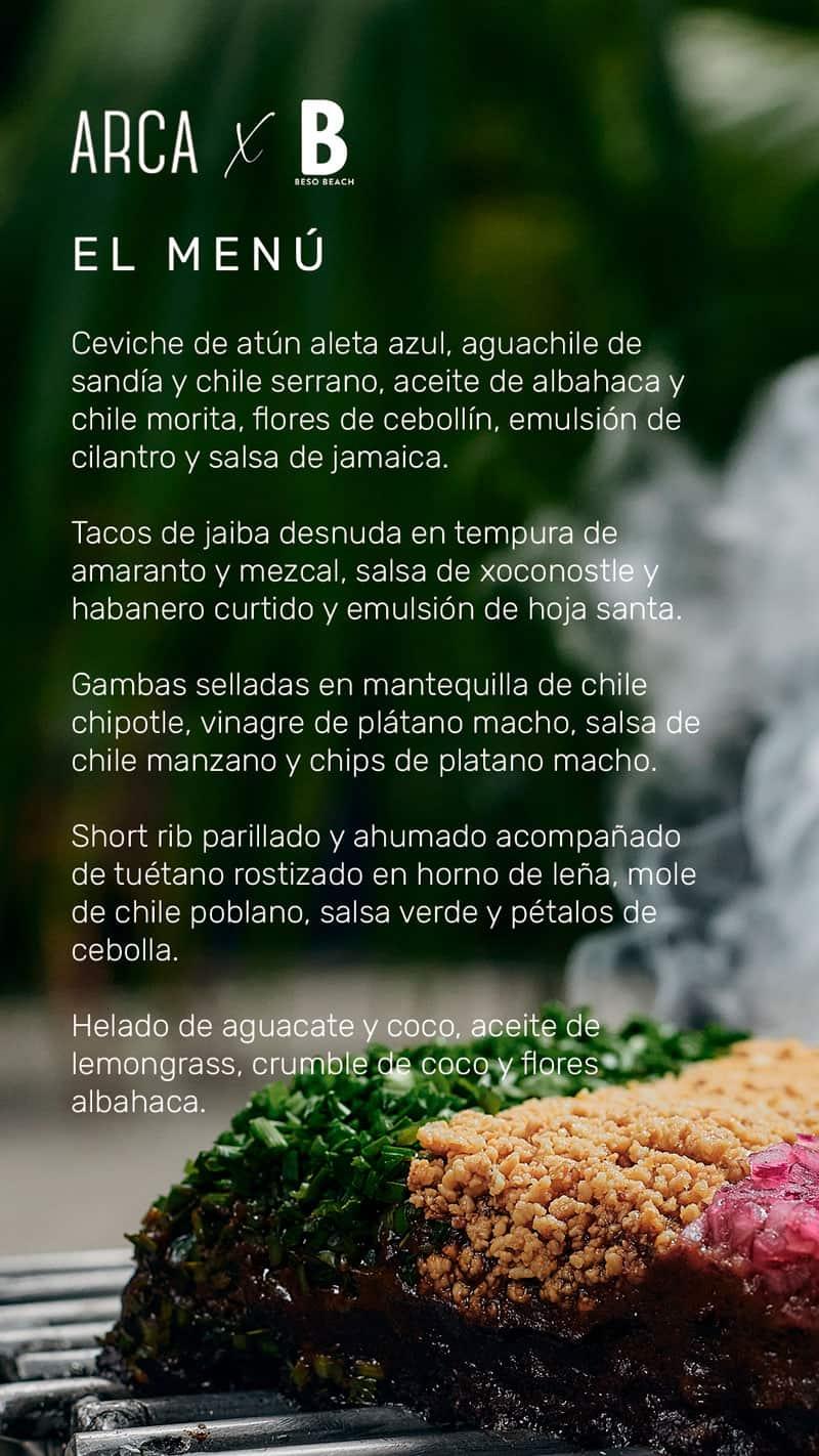 menu-tasting-arca-tulum-beso-beach-ibiza-2021-welcometoibiza