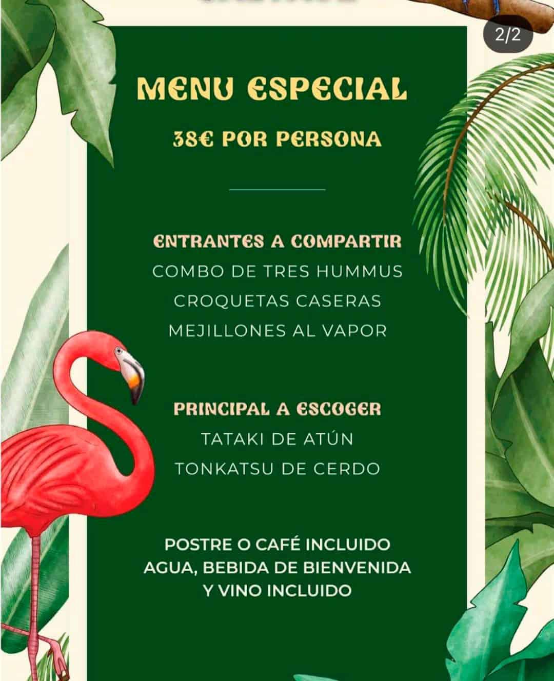 menu-special-concert-el-canijo-de-jerez-wild-restaurant-ibiza-2021-welcometoibiza