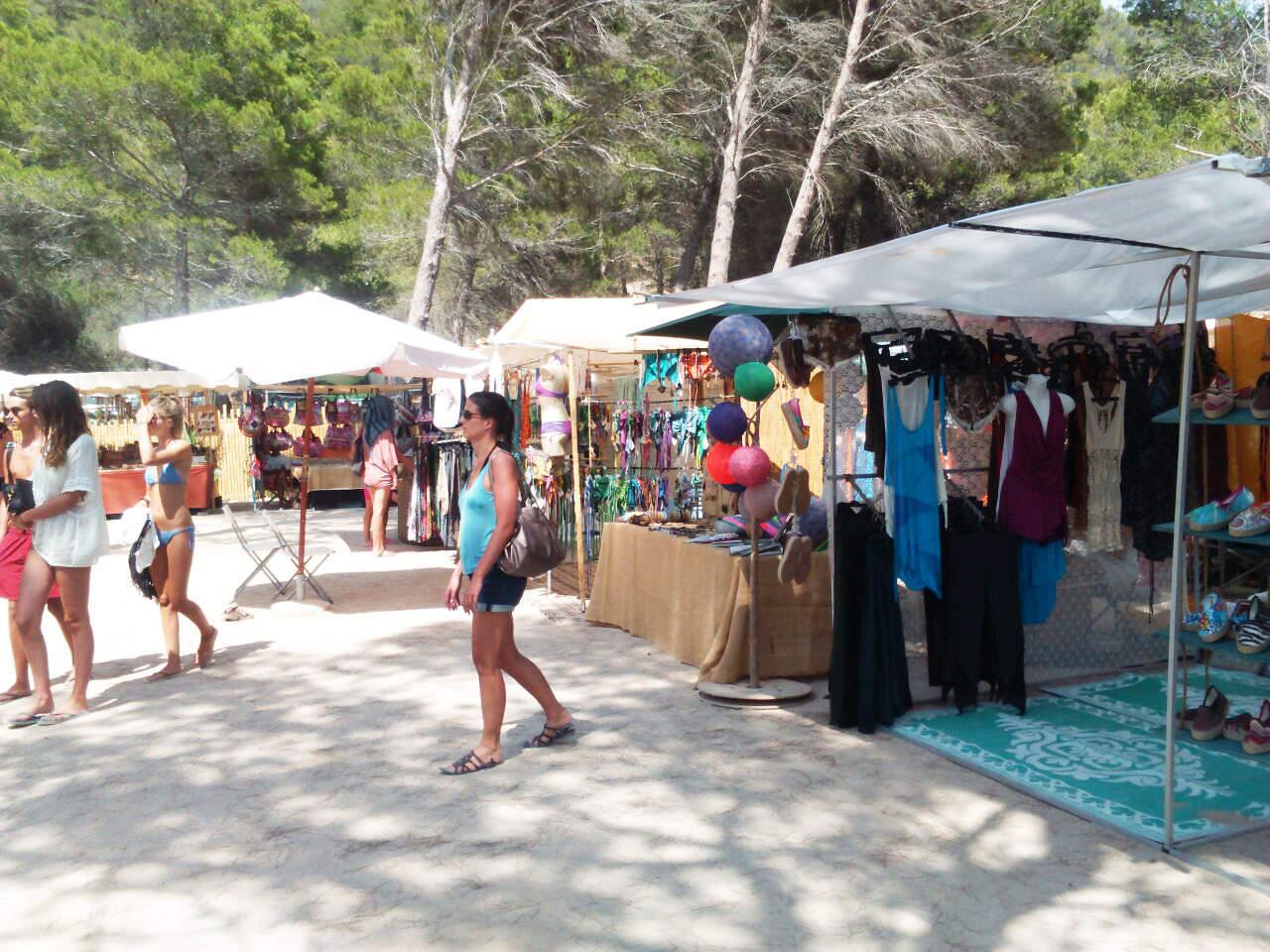 Markt von Benirràs