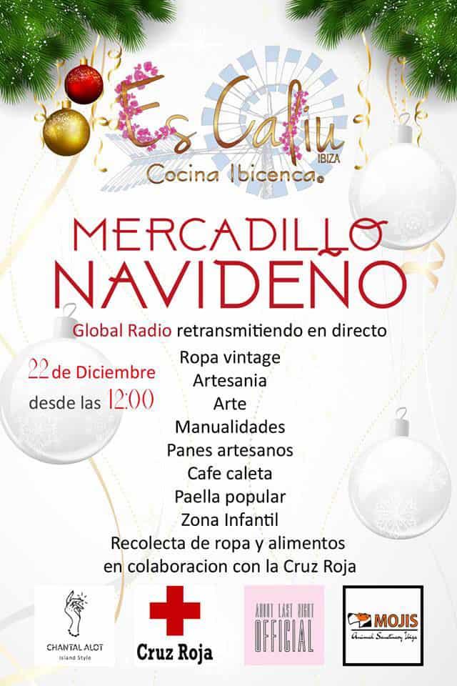 Рождественский базар в ресторане Es Caliu