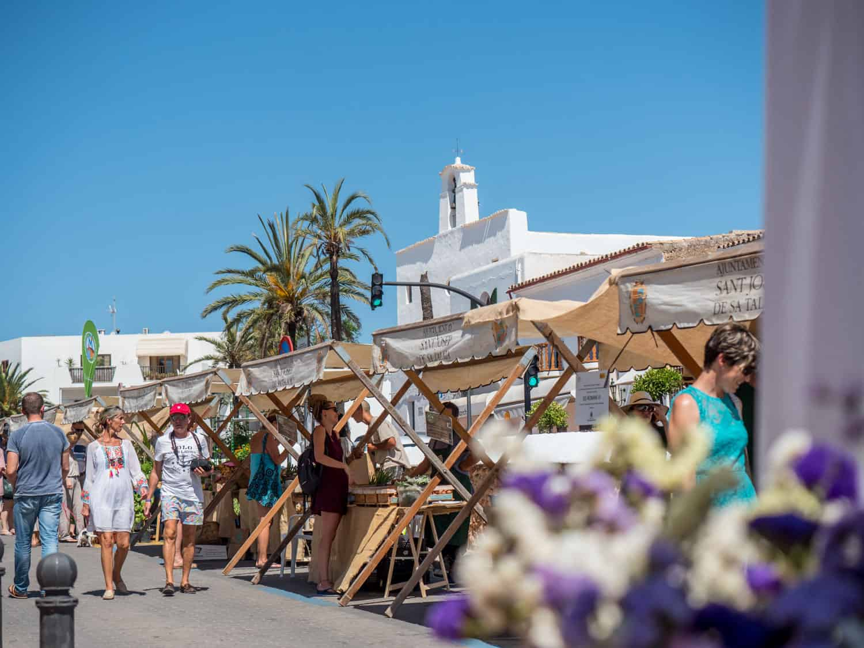 Ökologischer Markt von San José