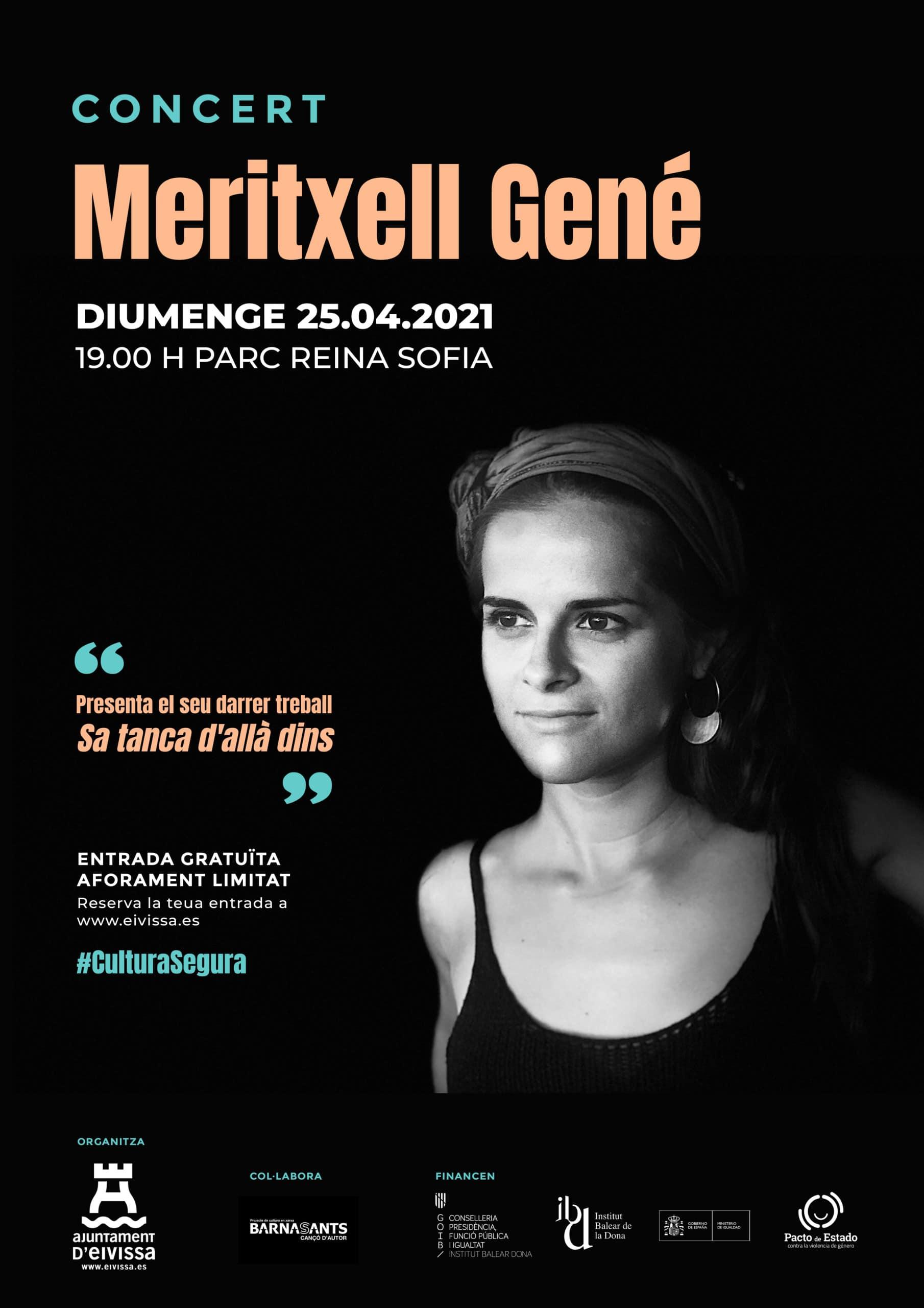 meritxell gene free concert ibiza city hall