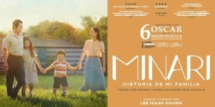 CINEMA EIVISSA: Pel·lícula Minari en Teatre Espanya, Santa Eulàlia. activitats