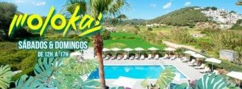 Molokay Ibiza Ereignisse Cala Llonga