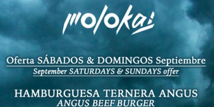 Molokay Ibiza macht glücklich an den September-Wochenenden Lifestyle