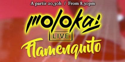 Flamenco und Rumba mit El Chacho bei Molokay Ibiza Lifestyle