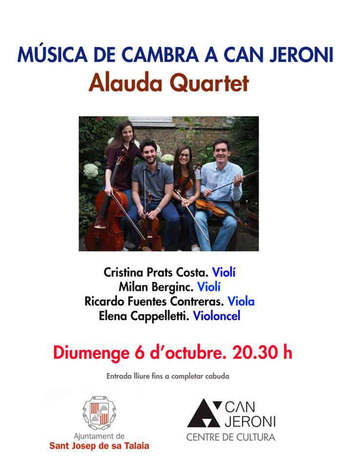 Alauda Quartet