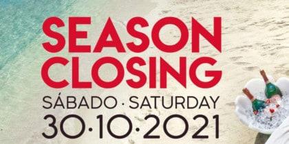 Nassau Beach Club Ibiza Season Closing Parties