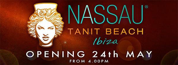 Nassau Tanit Beach Opening this Sunday