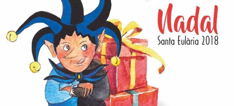 Рождественские вечеринки в Санта-Эулалии 2018