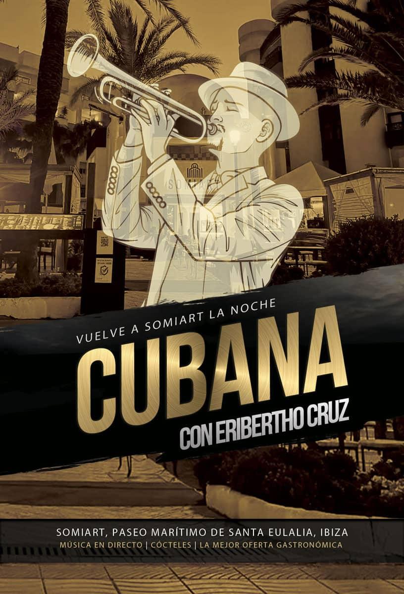 Nuit-cubaine-eribertho-cruz-restaurant-somiart-ibiza-2020-welcometoibiza