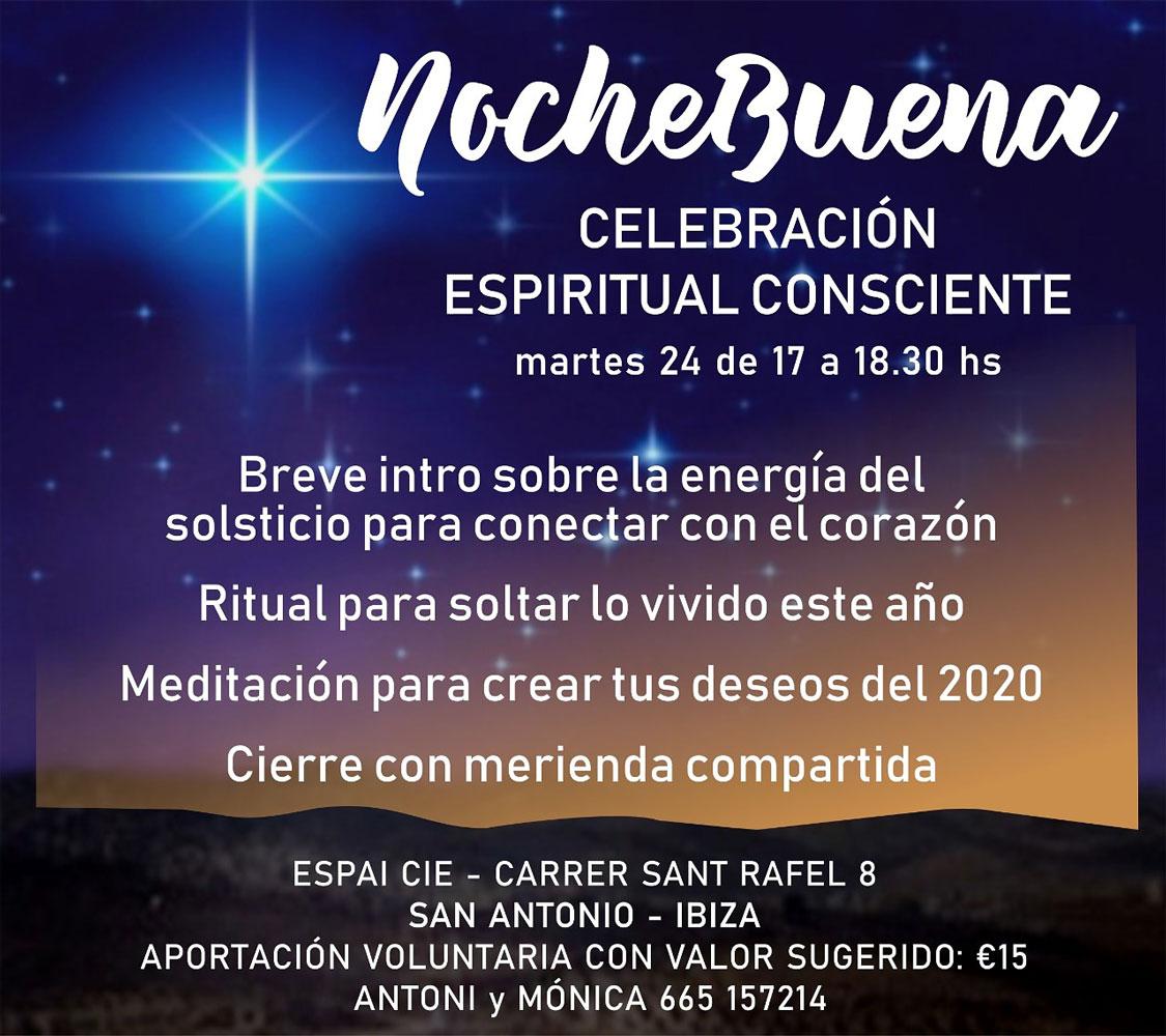 Spirituelle Heiligabendfeier im Espai CIE