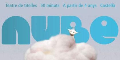 Nube Nube, puppet show in Jesús Noticias
